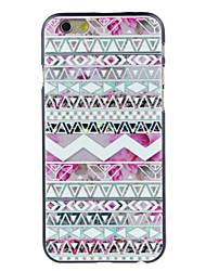Pink Pattern Pattern  Hard Case for iPhone 6/6S