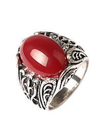 Alliances Femme Sans pierre Alliage / Acrylique Alliage / Acrylique 8 / 8½ / 9 / 9½ Noir / Rouge / Orange / Vert