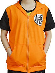 Inspired by Dragon Ball The Monkey King Hoodie Cosplay Costume (1pcs)