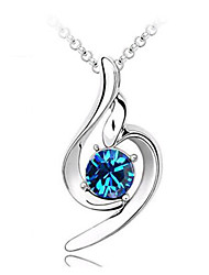 HUALUO®Angel Crystal Flash Diamond Necklace