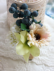 Wedding Flowers Fashion Free-form Jam Peonies Boutonnieres