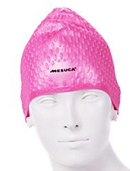 MESUCA® Silicone Massage Swimming Cap for Adult