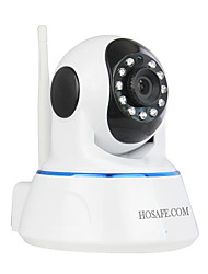HOSAFE X1MW2 720P 1MP Wireless Security Surveillance IP Camera w/ Pan/Tilt/ Night Vision/ P2P