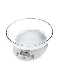 "wh-B09 elektronische 1,8 ""lcd digitale keuken platform schaal (7 kg / 1 g, 2 x AAA)"