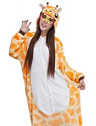 mignon girafe adultes pyjama Kigurumi des femmes qianjiatian