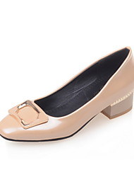 Women's Shoes Low Heel Square Toe Pumps Shoes More Colors available