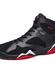 Men's Athletic Shoes Basketball Spring / Summer / Fall / Winter Flats Leather Athletic / Casual Flat Heel Lace-up
