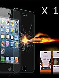 Último Choque Protector de pantalla para iPhone 5/5S Absorción