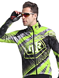 NUCKILY Bike/Cycling Jersey / Jacket / Jersey + Pants/Jersey+Tights Women's / Unisex Long SleeveBreathable / Insulated / Ultraviolet