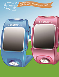enfants / enfants Montre GPS avec une utilisation dans le monde entier pour la sécurité de l'application emplacement des enfants GPS