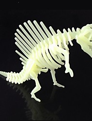 Dinosaur 3D Stereo Jigsaw puzzle Luminous Children The bedroom Decoration Toys