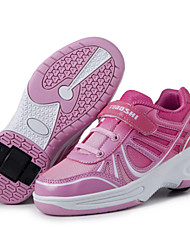 BOY - Sneakers alla moda - Scarpe con rotelle / Comoda / Punta arrotondata - Sintetico