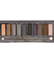 1Pcs Sales Of 12 Colors The Land of The Naked Eye Shadow Smoky Eye Makeup