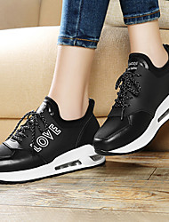 Women's Running Shoes Synthetic / Fabric Black