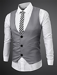 Men's cultivate one's morality joker suit vest fashion vest vest business casual work MAIB6