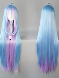 Sweet Lolita 105CM Long / Extra Long Blue Lolita Wig