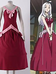 Disfraces Cosplay - Fairy Tail - de Mirajane·Strauss - Vestido / Collares / Pulseras -