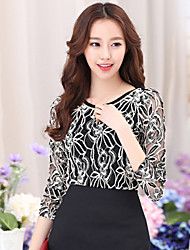 Women's Slim Lace Bottoming Shirt