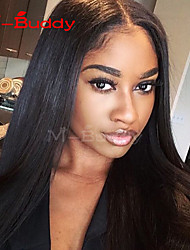 """10""""-26"""" India  Virgin Hair Straight  Full Lace Wig&Lace Front Wig Multicolor optional  With Baby Hair for  Women"""