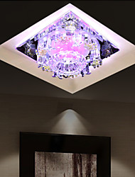 18CM Square Smallpox Lamp Light Crystal Light Creative Corridors Led Dome Light Tube Lamp Led Light