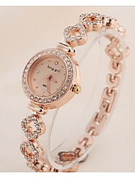 Hot King Girl Brand Gold A Variety Of Styles Bracelet Alloy Diamond Wrist Watches Fashion Casual Dress Watch Cool Watches Unique Watches Strap Watch