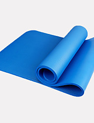 Fitness yoga mat with thick long boring fitness cushion antiskid mat yoga movement pad plate support pad
