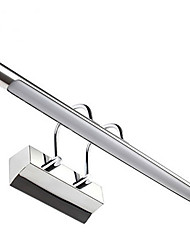 AC 90-240 12W LED Integrado Moderno/Contemporáneo Galvanizado Característica for LED,Luz hacia abajo Luz de pared