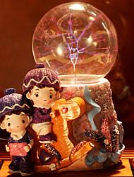 Valentinstag Einrichtungsartikel Kunst neue seltsame magische Berührung Ionen statische elektronische magische Kugel Geschenk