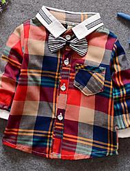 Boy's Fabric Kids Apparel , Season Sleeve Length