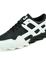 Men's Running Shoes Black / White / Orange