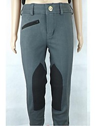 pantalones de los niños pantalones de equitación equipo ecuestre