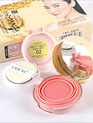 New LIDEAL® Natural Moisturized Makeup Powder Blush 1Pc