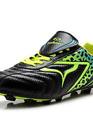 Zapatos Fútbol Sintético Negro Hombre