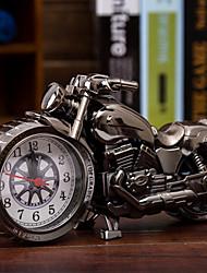 criativa de alarme da motocicleta do vintage