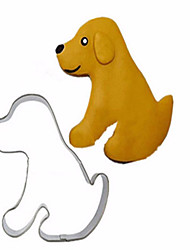 Stainless Steel Dog Cookie Cutter Baking Mold Cake Fondant  Decorating Mould Tools