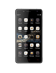 "OUKITEL K4000 PRO 5.0 "" Android 5.1 Smartphone 4G (Due SIM Quad Core 13 MP 2GB + 16 GB Nero / Bianco)"