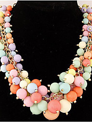 New Arrival Fashion Jewelry High Quality Candy Pearl Necklace