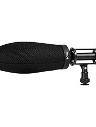 BOYA BY-T160 Inside Depth 160mm Professional Windshield for Shotgun Microphone