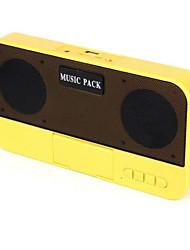 Power Bank 5200mAh melhor vendedor alto-falantes sem fio Bluetooth para mp3 player usb tf música disco u