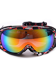 marsnow classica polarizado gafas de esquí hombres mujeres Gafas de Esquí y Snowboard de escalada espejo doble capa esquí gafas M030