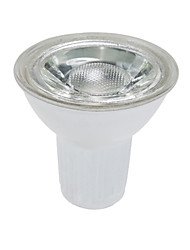 5W GU10 Spot LED B 1 COB 400-420 lm Blanc Chaud Décorative AC 100-240 V 1 pièce