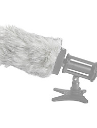 BOYA BY-P160 Furry Outdoor Interview Microphone Windshield Muff for Shotgun Capacitor Microphones