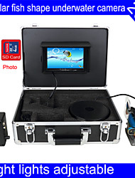 "Fish Finder   Underwater Camera  20m 7"" LCD HD Underwater Video Camera System Fish Finder Recorder DVR Photo 4GB"