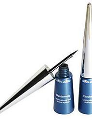Eyeliner Liquid Wet Waterproof / Dark Circle Treatment Black Eyes