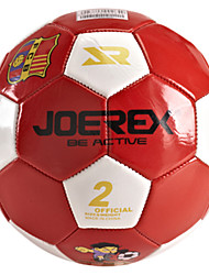 JOEREX® 2# Machine Sewn PVC Soccer Ball