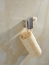 Набор аксессуаров для ванной Нержавеющая сталь Крепление на стену 5.5*4*6.06cm(2.2*1.6*2.4inch) Нержавеющая сталь Современный