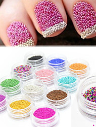 12 Color Aviare Nail Art Decorations
