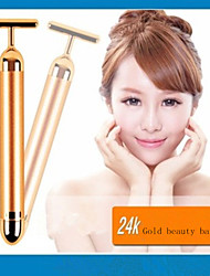 24K Gold Stick Massage Whitening Face Firming Massage Stick Stick Beauty Equipment
