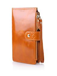 Minaudière / Portefeuille / Etui à Carte & Pièce d'Identité / Mobile Bag Phone / Titulaire de la carte d'affaires - Double Portefeuille -