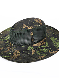 AT8708   Outdoor Maple Leaf Net Cap